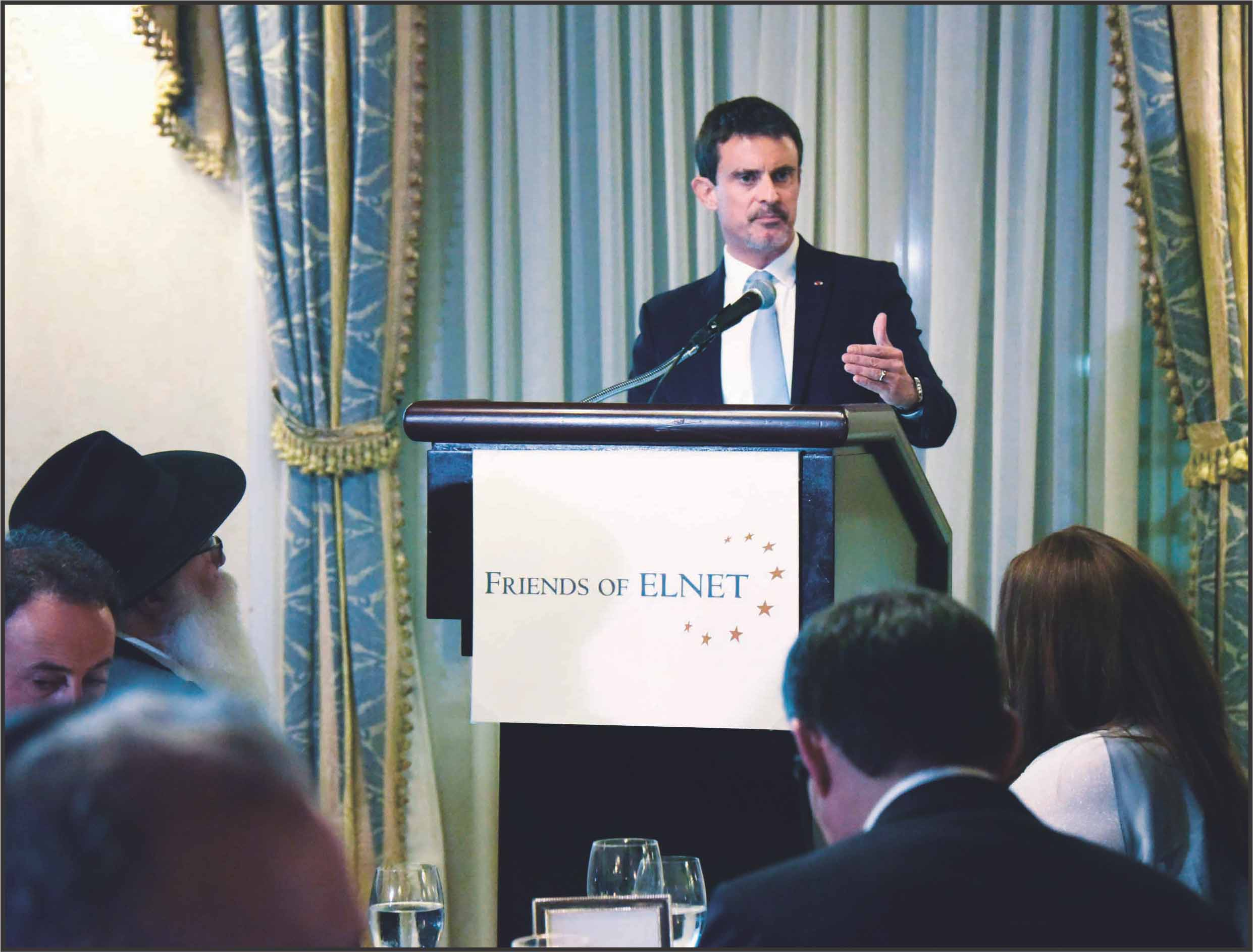 Winning the Battle for Israel in Europe: ELNET – European Leadership Network