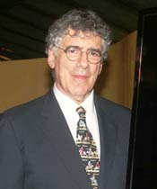 Elliott Gould, 2009 IFF Lifetime Achievement Award recipient.
