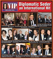 Image of Diplomatic Seder