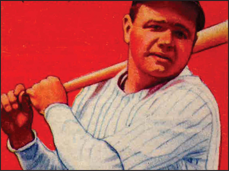 George Herman (Babe) Ruth.