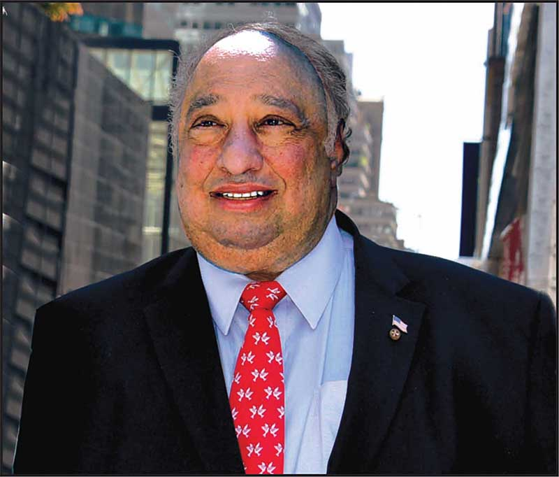 Republican NYC Mayor Primaries Candidate, John Catsimatidis, CEO  Red  Apple Group.