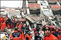 A devastating earthquake occurred in east Turkey on October 23, 2011. Israel was the first to respond, sending rescue teams and supplies.  Photo: Burhan Ozbilici