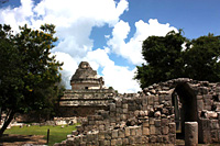 Chichen Itza Observatory: Also known as