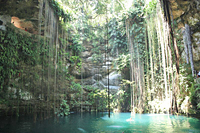 Ikil Cenote: The