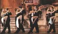 A spectacular Tango show at the LaVentana Teatre in Buenos Aires.